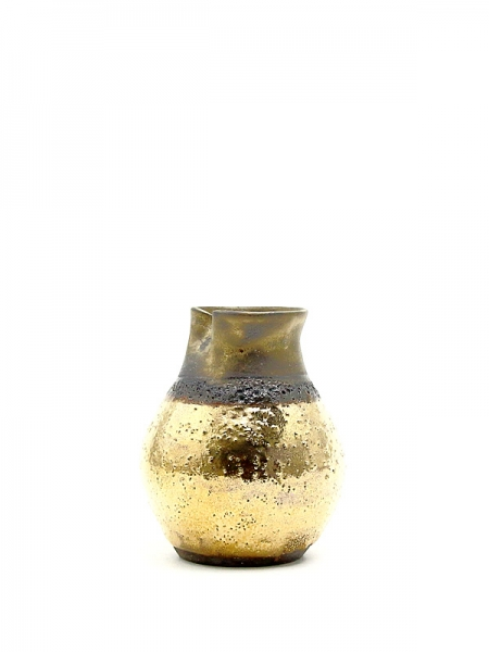 Gold Small Pot